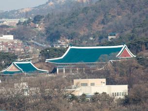 В Южной Корее арестован офицер армии после того, как он врезался в ворота официальной резиденции Пре