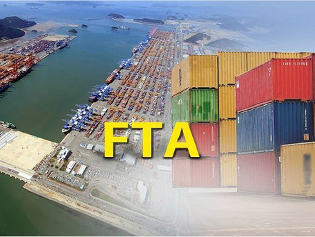 Южная Корея подписала соглашение о свободной торговле с Индонезией