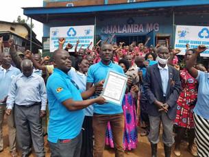 KFCC получает лицензию постоянного представительства в Уганде