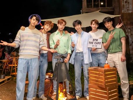 2PM проведут фанмитинг в полном составе 4 сентября