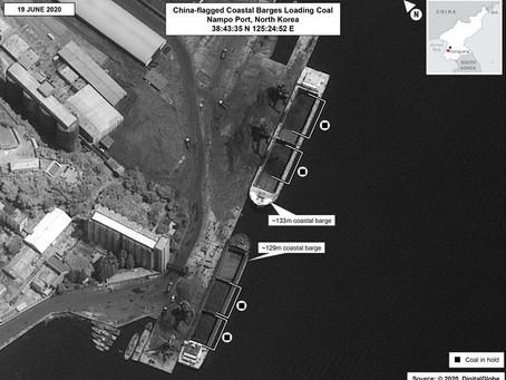 Северная Корея и Китай больше не скрывают незаконную торговлю углем: отчет
