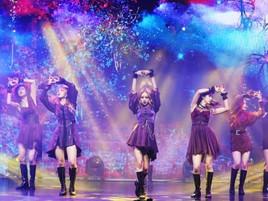 Сегодня состоялся дебютный шоукейс группы PIXY