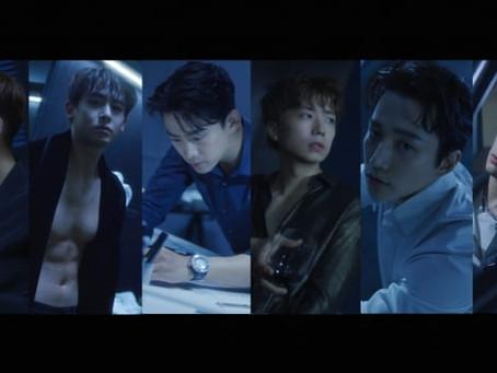 2PM представили трек-лист предстоящего альбома