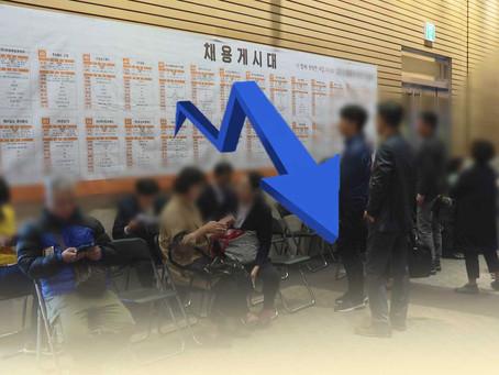 Коронавирус ударил по рабочим местам больше всего для молодых южнокорейцев