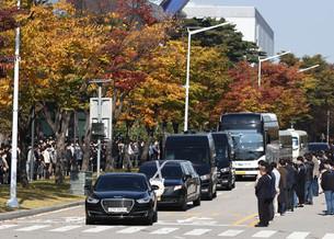 Состоялись похороны председателя правления Samsung Ли Гон Хи