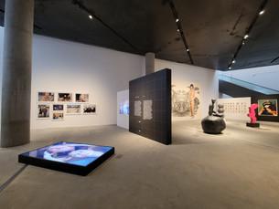 Лиум, музей искусств Samsung, предлагает переосмыслить, кто мы есть