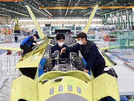 Южная Корея ведет переговоры с Индонезией по проекту разработки истребителя