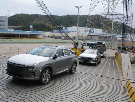 Южная Корея отстает в инфраструктуре заправки водородом