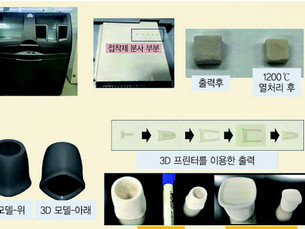 Южнокорейские ученые смогли изготовить из природных минералов расходный материал для 3D-печати