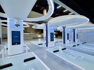 Hyundai Motor открывает станцию сверхбыстрой зарядки электромобилей в Сеуле