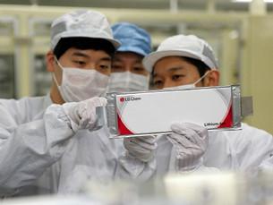 Южнокорейская LG Chem заключила с Volvo договор о поставке автомобильных аккумуляторов