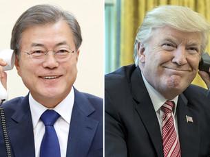 [Newsmaker] Дипломат Южной Кореи обвиняется в утечке телефонного разговора между Мун Чжэ Ином и Трам