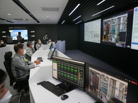 Daewoo Shipbuilding открывает цифровой центр судостроения