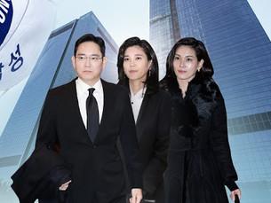 Семья Samsung возьмет кредит на огромную сумму для уплаты налога на наследство