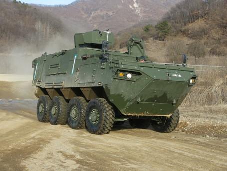 Южная Корея завершила разработку мобильного командного пункта «на колесах»