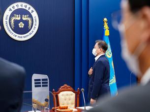 Мун обещает, что Южная Корея будет играть более важную роль как «развитая страна»
