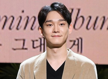 EXO Чен уйдет в армию 26 октября