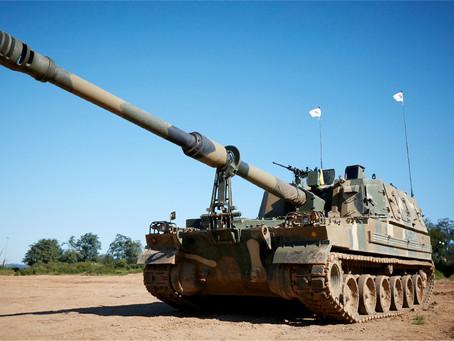 Hanwha Defense планирует экспортировать в Великобританию модернизированную версию гаубицы K9