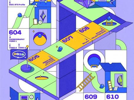 BTS выложили расписание предстоящего 2021 FESTA