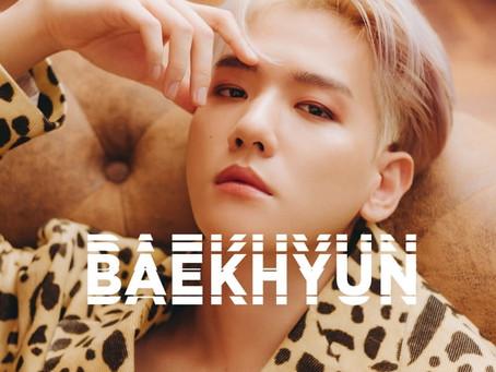 20 января EXO Бэкхён выпустит первый японский миниальбом «BAEKHYUN»