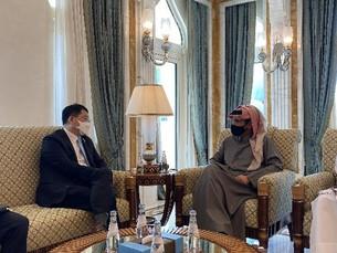 Вице-министр МИД Южной Кореи призывает Катар оказать помощь в освобождении задержанного Ираном