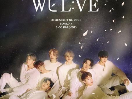 PENTAGON проведут онлайн-концерт 13 декабря
