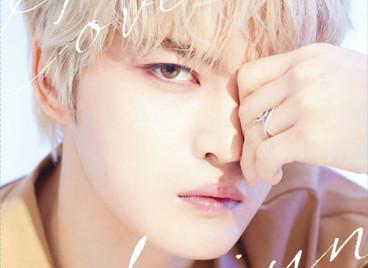 Ким Джэджун с новым альбомом возглавил еженедельный чарт ORICON
