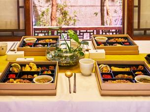Korea House запускает упакованный обед с блюдами из корейской дворцовой кухни