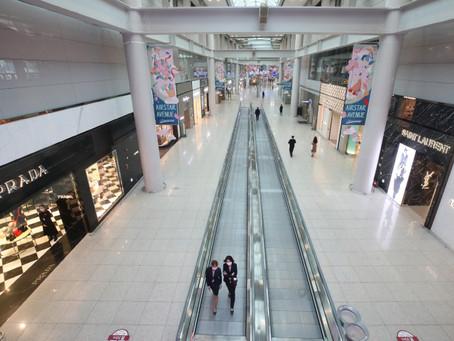 Lotte и Shilla закроют магазины беспошлинной торговли в Терминале №1 Международного аэропорта Инчхон