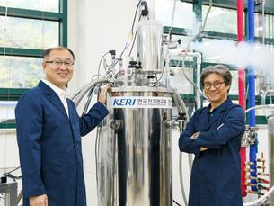 Южная Корея разрабатывает технологию производства и хранения жидкого водорода