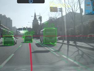Фронтальная камера ADAS от LG Electronics будет использоваться в Mercedes-Benz C-Class