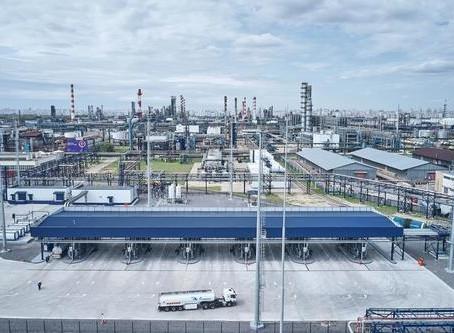 DL E&C подписала сделку по модернизации НПЗ в России