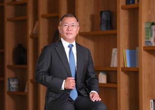 [В фокусе] Чон Ый Сон продвигает Hyundai Motor Group к мобильности будущего