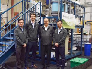 American Manganese, компания по извлечению металлов из аккумулятора, ищет возможности в Южной Корее