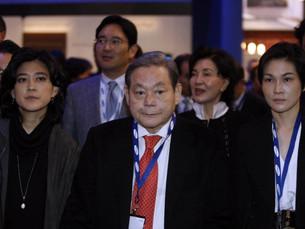 Семья Samsung заплатит около 11 млрд. долл. США в качестве налога на наследство