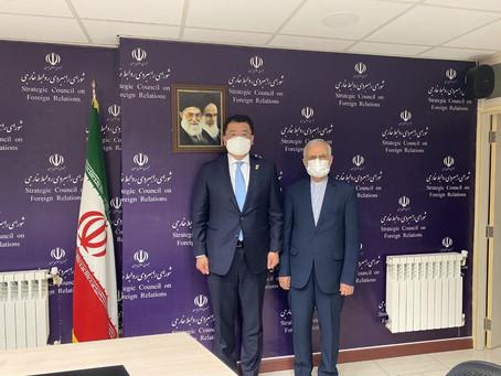 Южная  Корея и Иран соглашаются продолжить переговоры об освобождении  арестованного судна