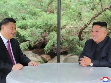 Си возобновляет приверженность укреплению отношений с Северной Кореей «поколение за поколением»