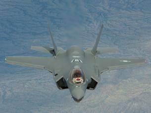 [Newsmaker] Два истребителя F-35A впервые прибывают в Южную Корею