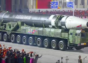 Эксперты разделились по поводу передовых ракетных технологий КНДР
