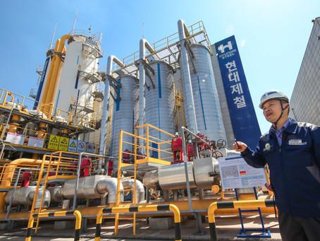 Hyundai Steel становится поставщиком водорода