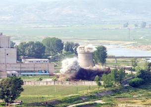 Взгляд в северокорейский ядерный комплекс Йонбён