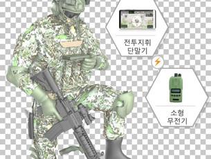 Военные Южной Кореи будут использовать боевое информационное устройство на базе смартфона Samsung