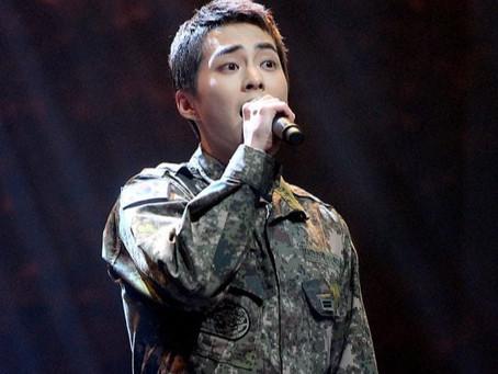 EXO Сюмин вернутся из армии 6 декабря