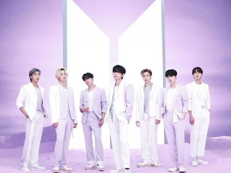 BTS поставили новый рекорд в японском чарте ORICON