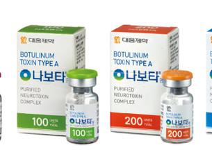 Ботулотоксинный препарат Nabota от компании Daewoong войдет в третью фазу клинических испытаний в Ки