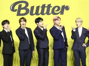 """Рыночная стоимость агентства Hybe подскочила после нового сингла BTS """"Butter"""""""