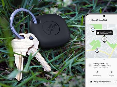 Samsung Electronics запускает смарт-тег для отслеживания вещей