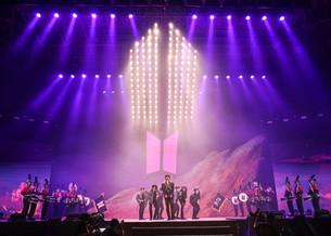 [Фотоновости] BTS и ARMY на онлайн-концерте