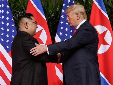 Будет ли «октябрьский сюрприз» от Трампа и Кима?