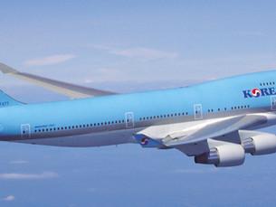 Korean Air исследует возможность запуски спутника с самолета Боинг 747-400